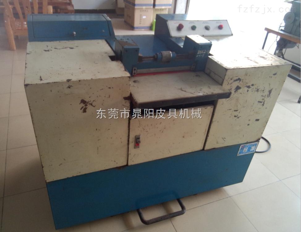 供应二手台湾产320片皮机(大铲皮机)