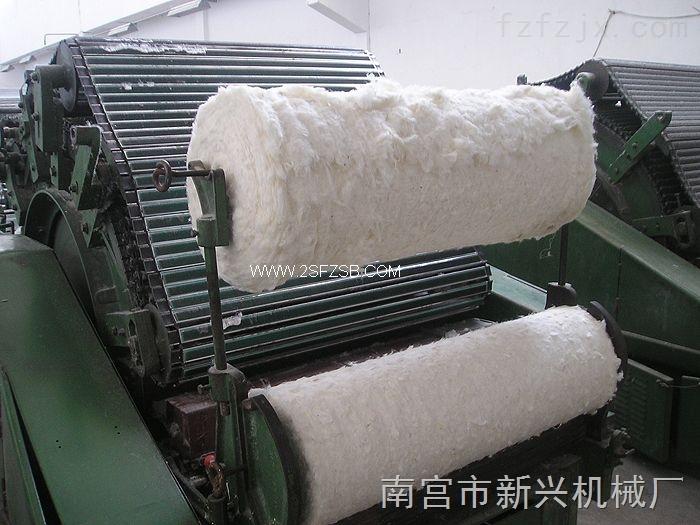 186梳棉机